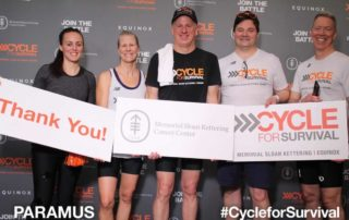Team Modera rides in Cycle for Survival