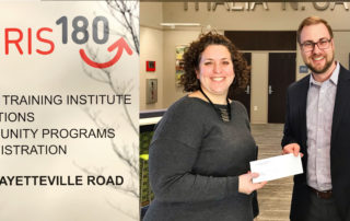 Modera donates to Local community organization, CHRIS180