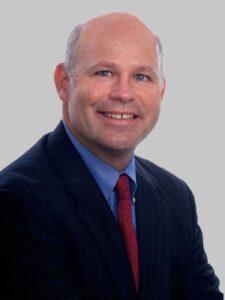 Portrait of Michael McBratnie