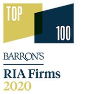 Top 100 BARRON'S RIA FIRMS 2020