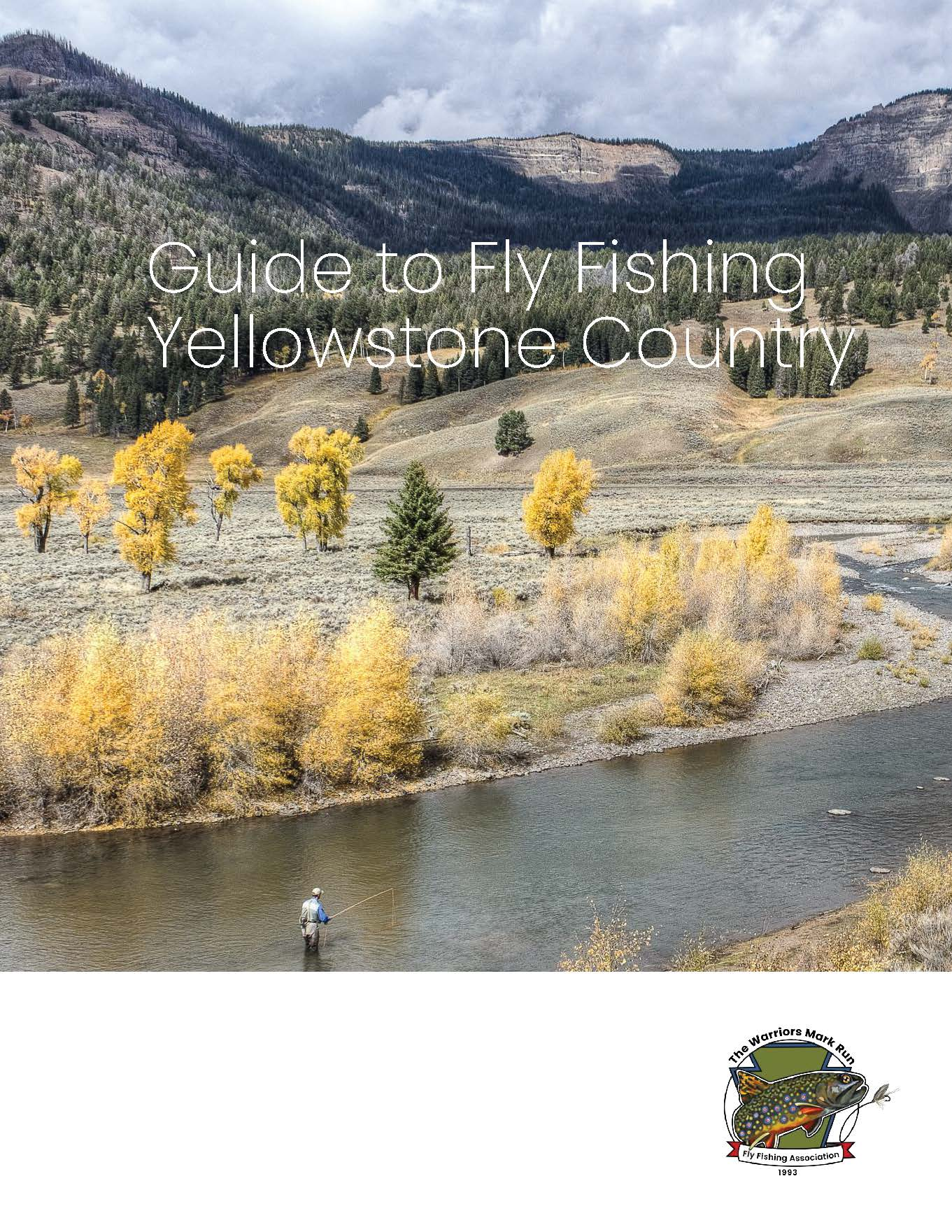 Guide to Fly Fishing Yellowstone Country