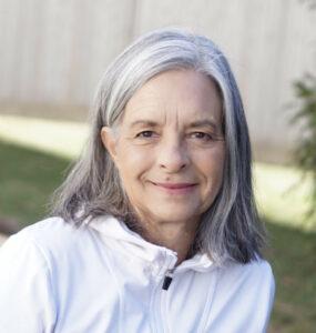 Portrait of Lisa Cross